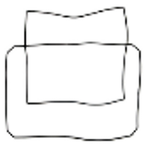 Cover gasket kit for SuperDuct Detector