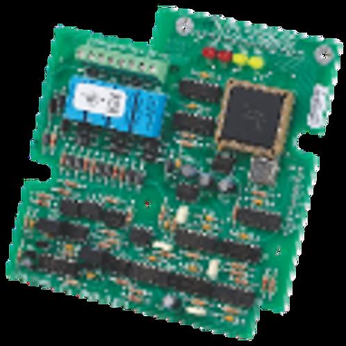ARIES Fiber Optic Converter Card in Red Enclosure (OCC)