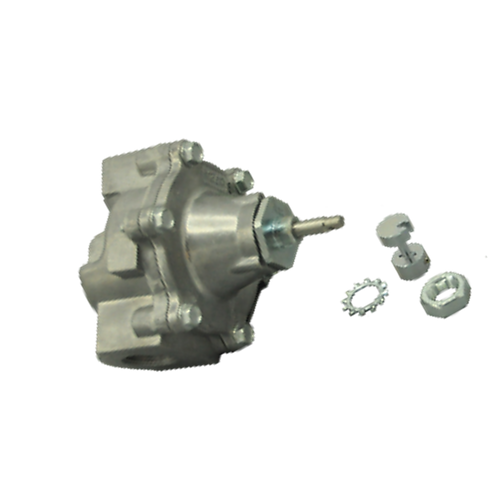 3/4� NPT Mechanical Cable-Operated Gas Shutoff Valve