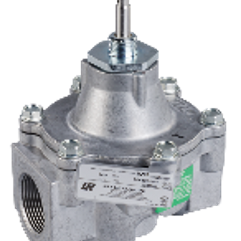 1-1/4� NPT Mechanical Cable-Operated Gas Shutoff Valve