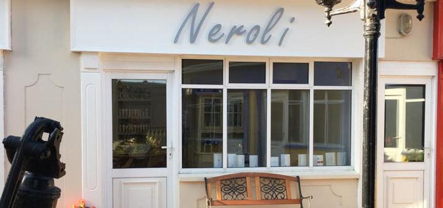 Neroli Hair Salon Shop Front