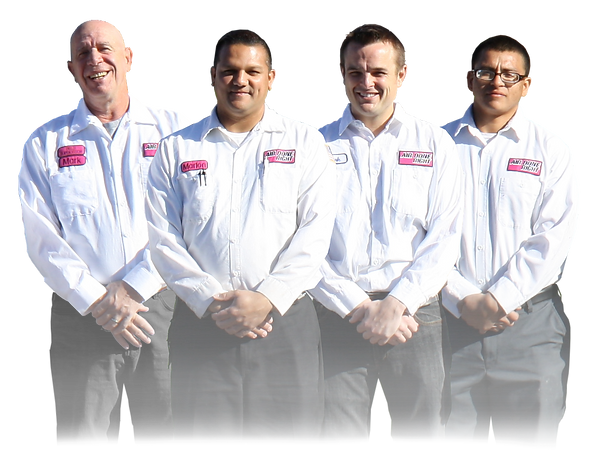 Air Conditioning & Heating Service Team