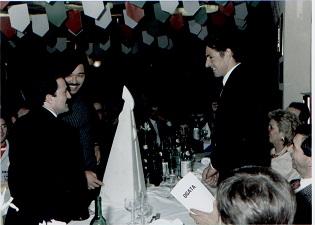 1987 「水の痕跡」Con Ciclista Moser