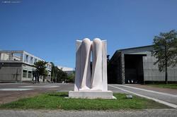 2017「愛の滴」花蓮石彫博物館(台湾)