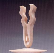 1995「蓮心像 XII」