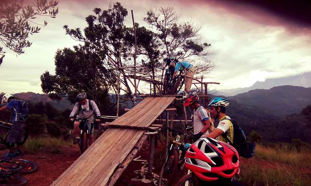 Wooden ram, Bukit Kusai