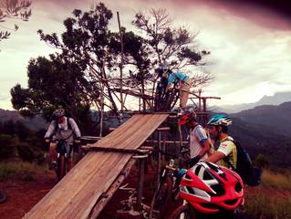 Borneo Downhill playground, Bukit Kusai