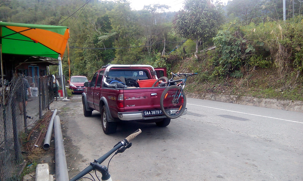 Support vehicle, trusted ole Ford