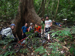 Bike Borneo Trekking