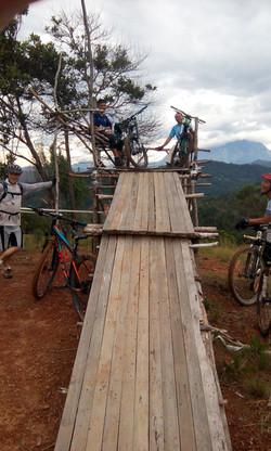 Bike Borneo downhill