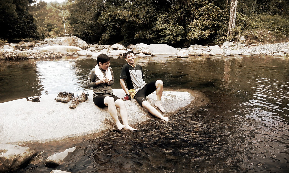 Borneo Romance Escapade