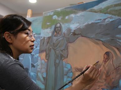 ARTIST HIGHLIGHT: ROSE DATOC DALL