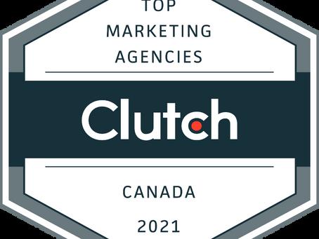 Clutch Announces Catch Digital as a Leading Inbound Marketing Company in Canada