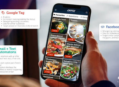 7 Reasons Why You Need a Mobile Menu at your Restaurant (Hint: It's a marketing secret weapon)