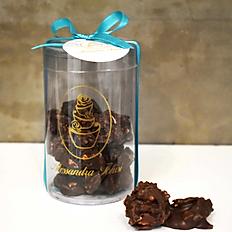 Crispies de chocolate com Amêndoas - SEM LACTOSE