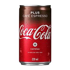 Coca Cola Plus Café Espresso