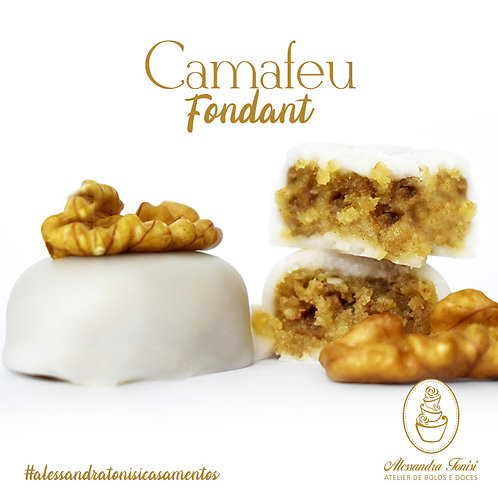 Doce Camafeu fondant