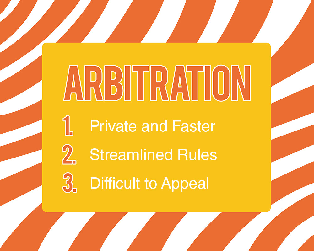 Appeals Fail in Arbitration of Most Business Disputes, So Get It Right the First Time