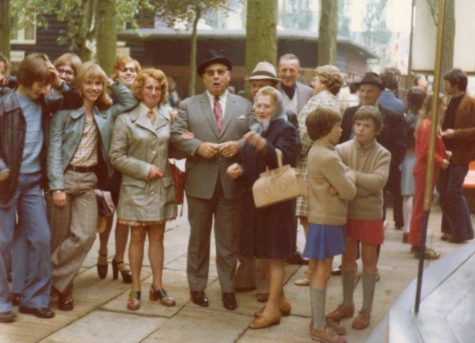 1975 Familie Gaston Porteman Cordula Mat