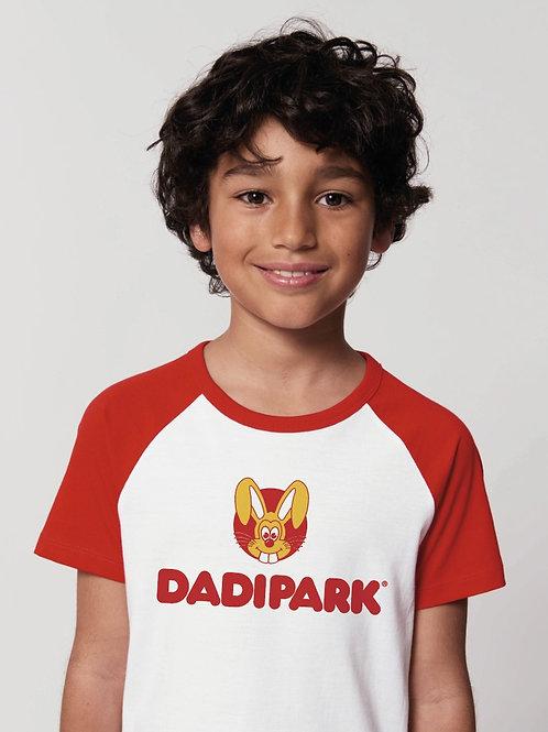 Dadipark retro t-shirt kids