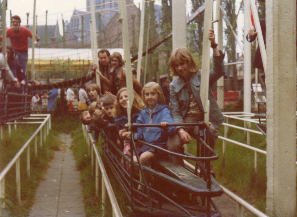 1975 Kleinkinderen Gaston Porteman Cordu