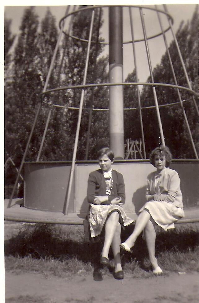 Betsy Schoutteten en Christiana Feys-CFe