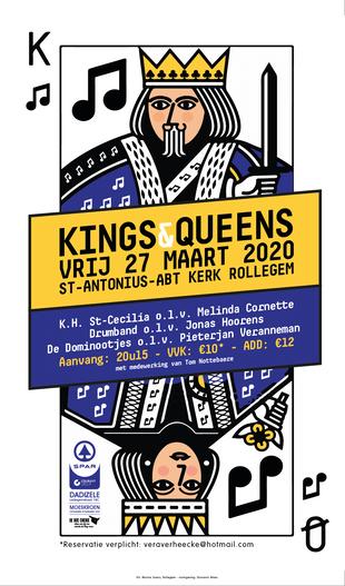 KINGS & QUEEN