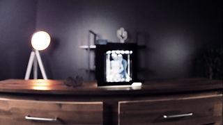 Dein Foto in 3D im Viamantglas