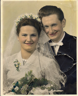 Hochzeitsbild_Spandl Hermine-Alois1959_O