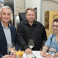 Offizielle Eröffnung - Atelier FotoLois.com am Hauptplatz 24