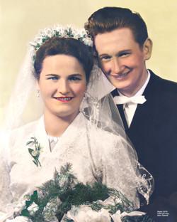 001_Repro_Hochzeitsbild_Spandl Alois sen