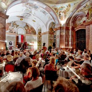 Chopin-Festival im Bibliothekssaal der Kartause Gaming