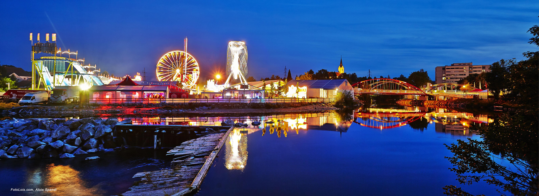 147_Messe Wieselburg_Volksfestpanorama