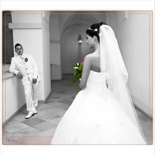 Brautpaar im Schloss Wolfpassing