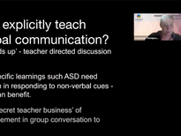 Powerful learning conversations - using data to inform a culture of thinking (by Stephanie Thompson) (2 of 2)