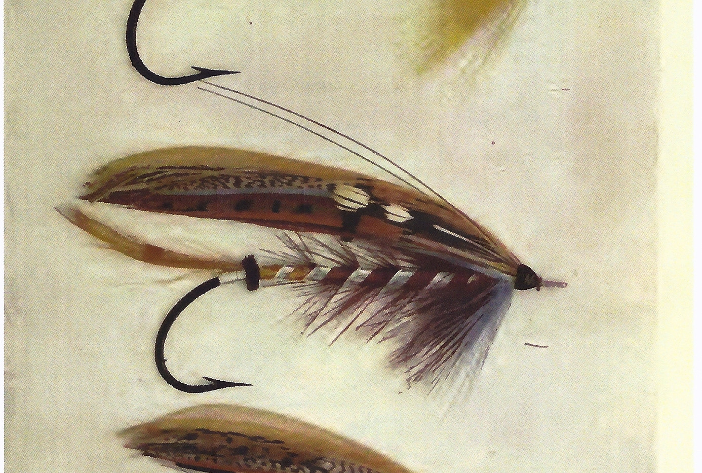 How to Dress Salmon Flies Plate 4