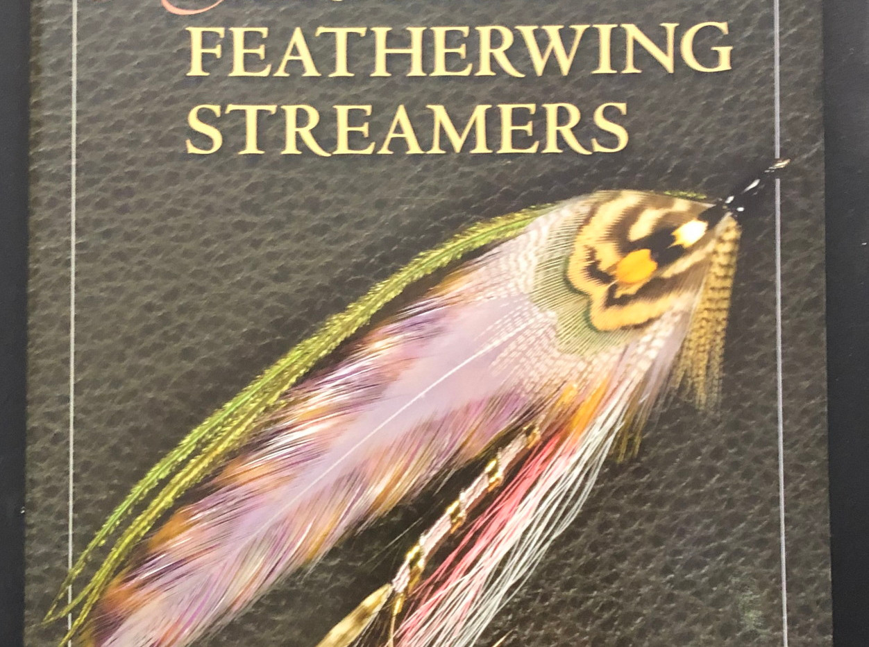 Tying Heritage Featherwing Streamer (2015) by Sharon E. Wright