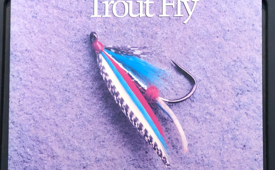 The Art of The Trout Fly (1988) by Judith Dunham