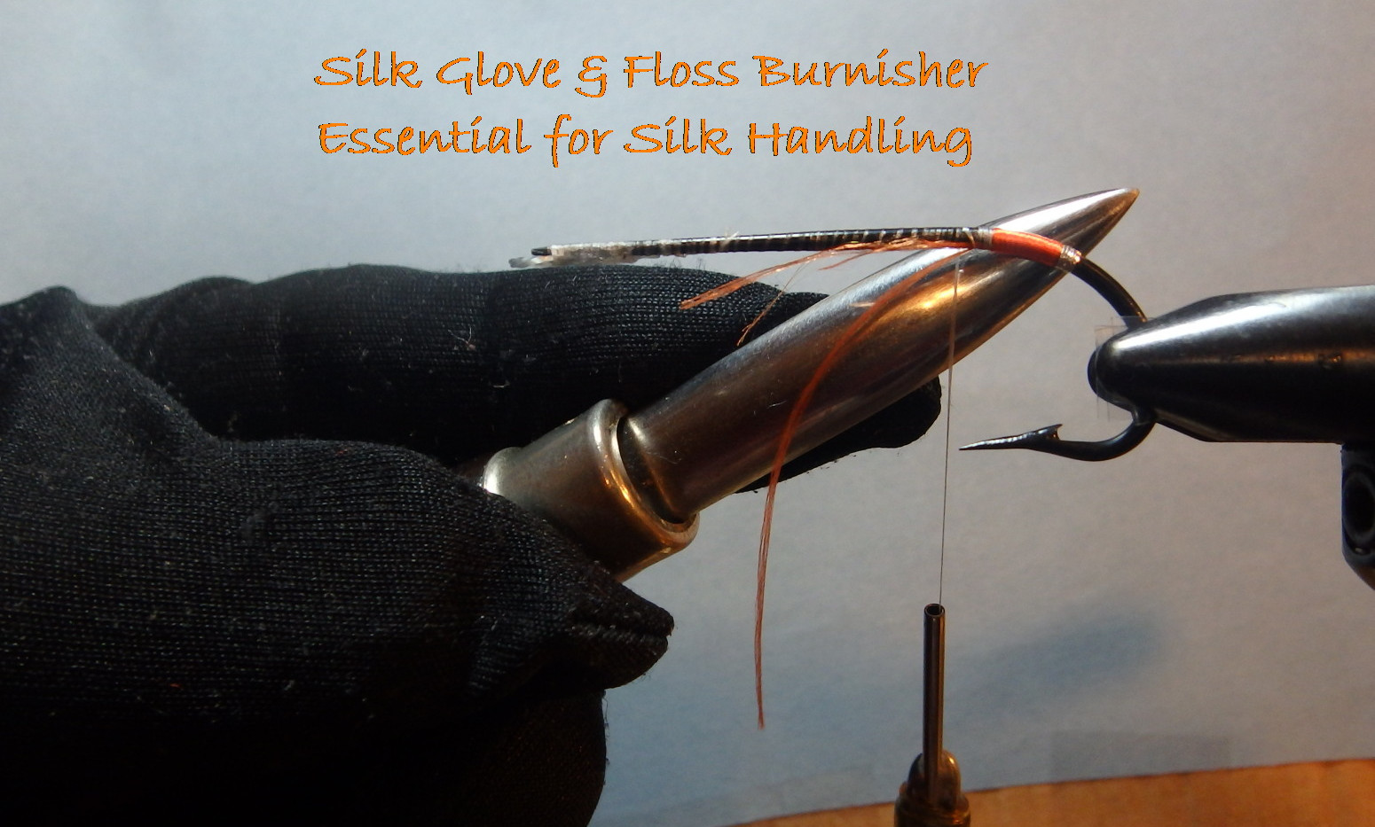 Silk Glove and Burnisher