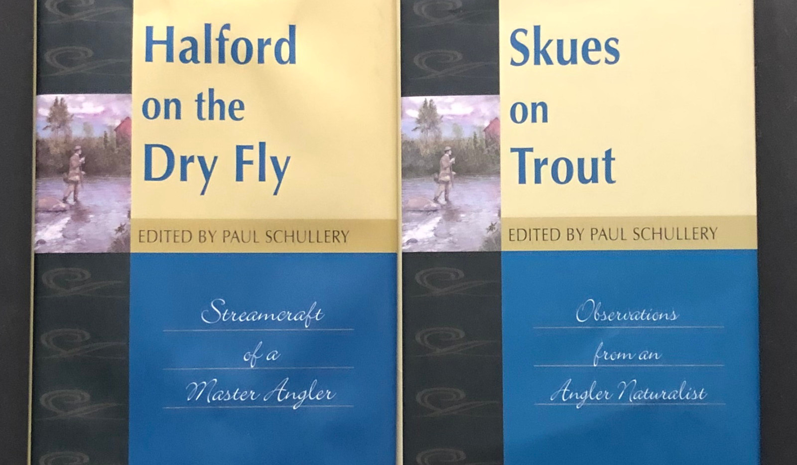 Fly-Fishing Classic Series by Paul Schullery