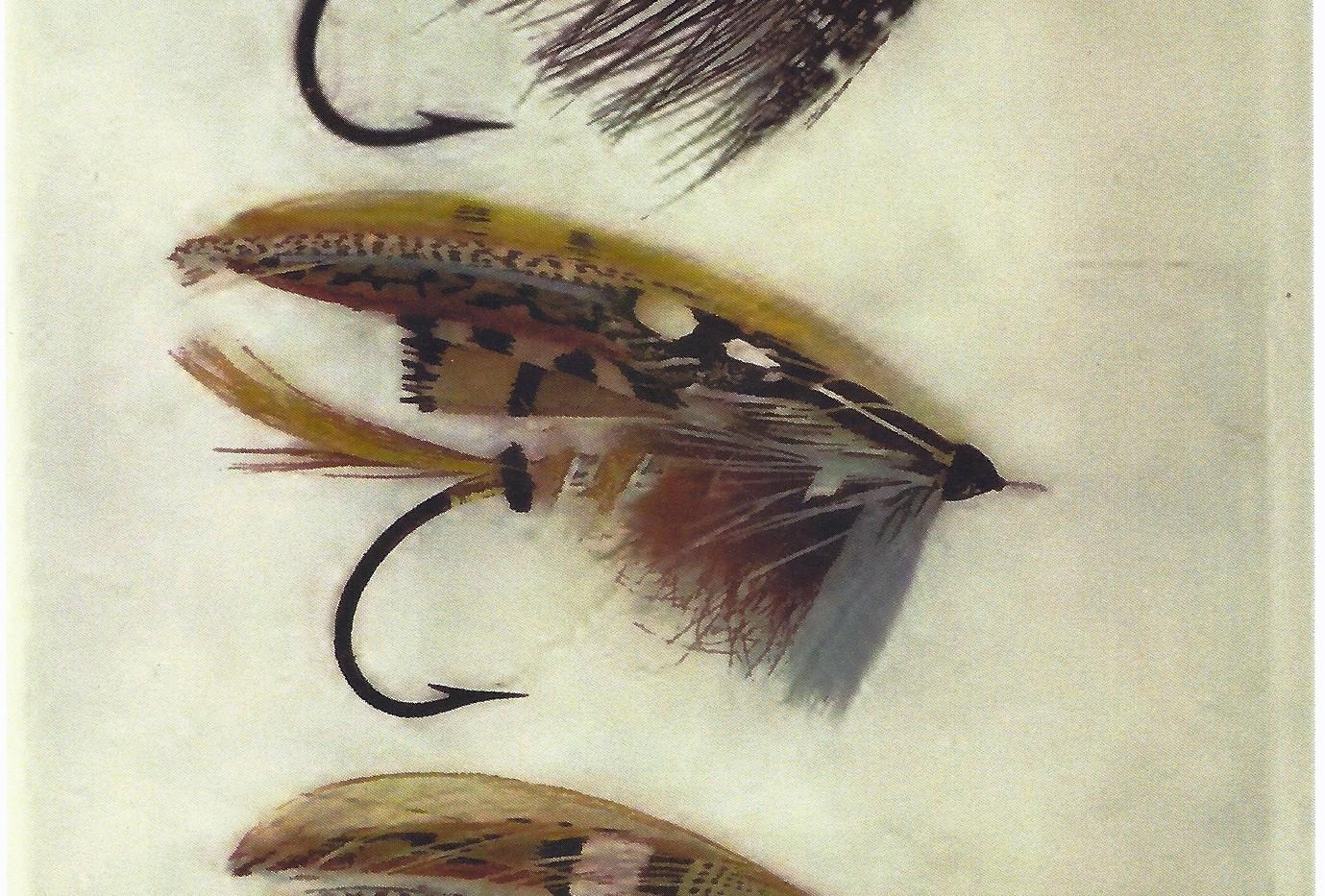 How to Dress Salmon Flies Plate 3