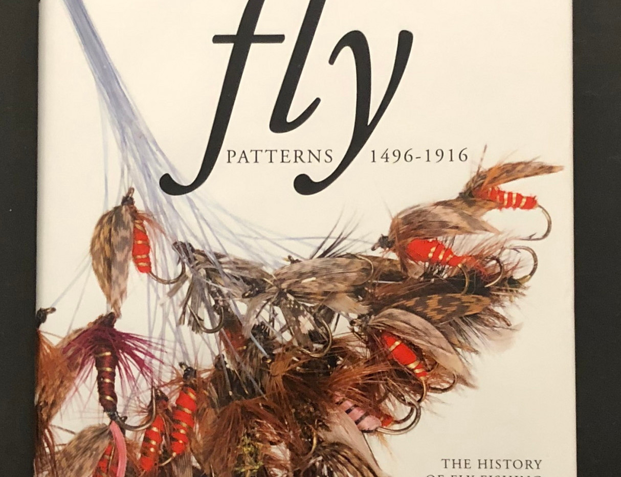Trout Fly Patterns 1496-1916 (2012) by Andrew Herd