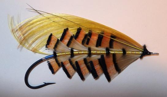 Golden Butterfly (Traherne)