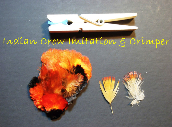 More Indian Crow subs & Crimper
