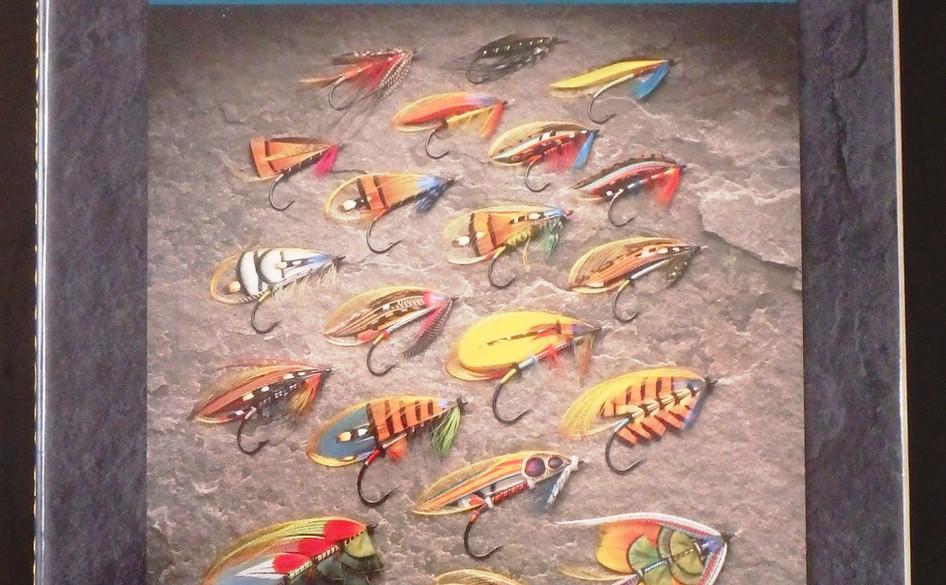 Twenty Salmon Flies (2010) Mike Radencich
