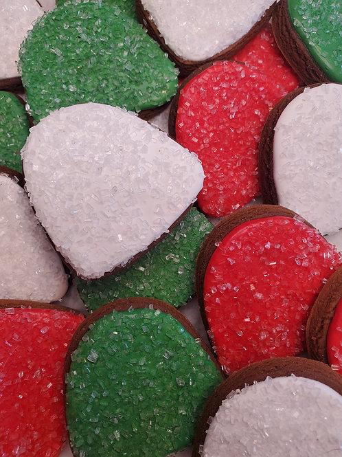 Holiday Gumdrop cookie treats