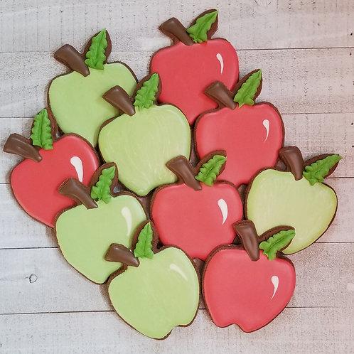 Apples (Apple flavored)