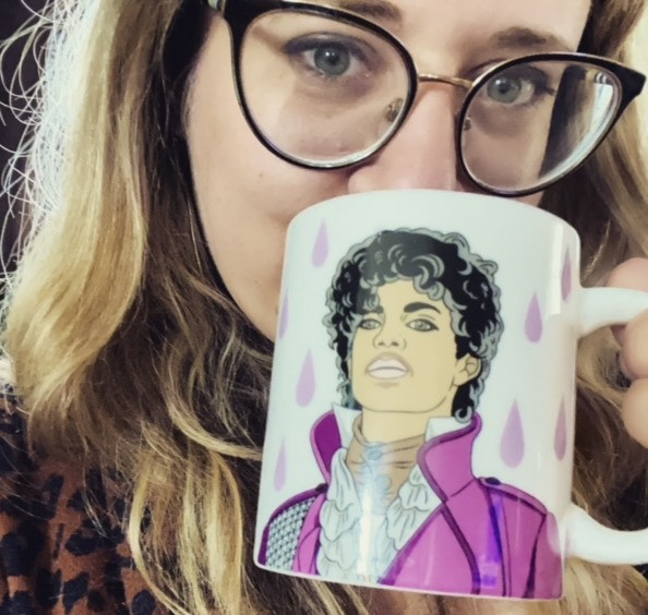 Prince was my first concert when I was 14, my mom took me!