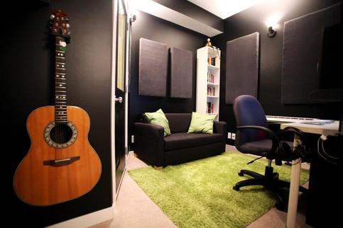 Airdrie Mixing Studio - 2010