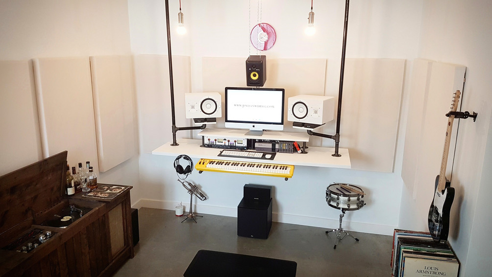 The Lake Country Mixing Studio